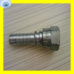 28611 JIS Metric Female 60 Degree Cone Seat Hydraulic Hose Fittings pictures & photos