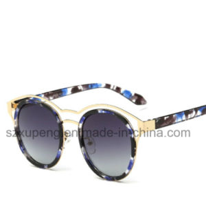 High Quality Antique Hollow out Alloy Sunglassses
