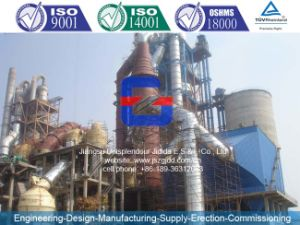 Jdmc155X4 Pulse Jet Bag-Filter Dust Collector for Cement Plant Kiln Head Dust Collecting pictures & photos