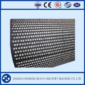 Rubber Surface Conveyor Pulley / Ceramic Surface Conveyor Roller pictures & photos