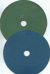 Fiber Coated Sander Disc pictures & photos
