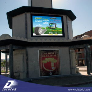 P12.8 Private Model for Advertising LED Display Panel