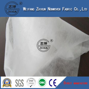 Ss SMS 15GSM Hydrophilic Nonwoven Fabric Materials for Making Baby Diaper