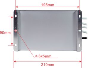 150W Waterproof LED Power Supply for Signage with Ce pictures & photos