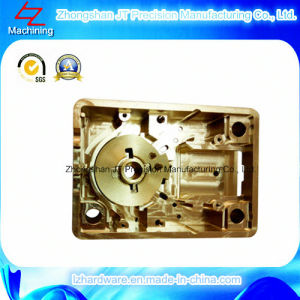 Brass CNC Machining Part for Electric (LZ010)