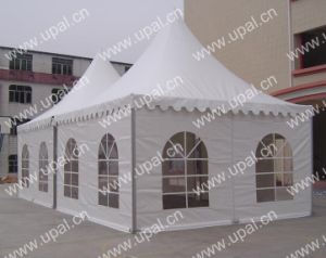 High Quality Alum 5*5 Pagoda Tent pictures & photos