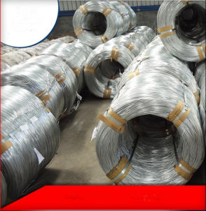Building Soft 18gauge 25kg Galvanized Binding Wire to Sri Lanka pictures & photos