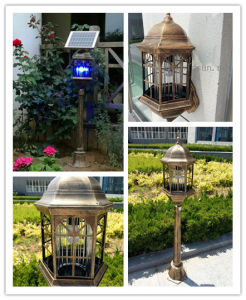 Solar Garden Lights with The Function of Killing Mosquito pictures & photos