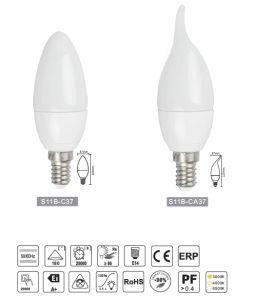 LED Bulb 5W E14