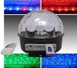 India Price Music Remote Control Stage Light pictures & photos
