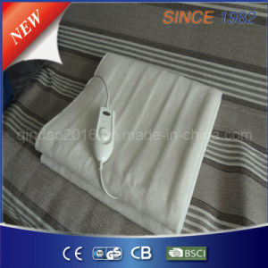 Polyester with Single Controller Electric Heating Blanket pictures & photos