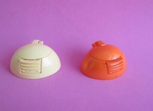 Push Pull Cap for Shampoo Bottles pictures & photos