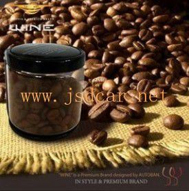 Coffee Promotional Car Air Freshener, Car Perfume Pendant (JSD-C0088) pictures & photos
