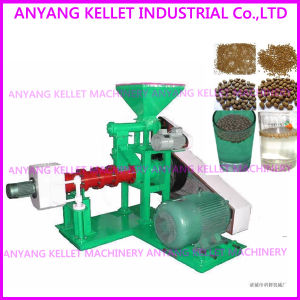 60-2000 Kg/H Floating Fish Feed Extruder with Factory Selling Price