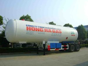 3-Axle LPG Trailer-56bm pictures & photos