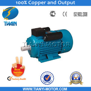 Yc80c-2 1HP Single-Phase Electric Motor pictures & photos