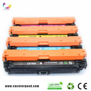 Top Sales in China CE740 Toner Cartridge for HP Color Laserjet pictures & photos
