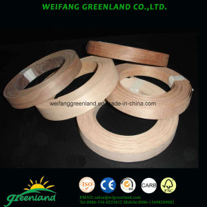 Sapele Veneer Edge Banding Tapes for Furniture pictures & photos