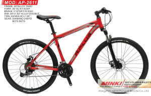 Adult Mountain Bicycle (AP-2611) pictures & photos