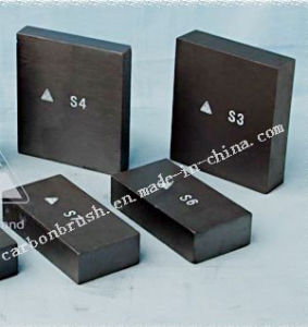 Supply various type of Carbon Brush Graphite Block pictures & photos