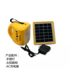 Hot Sale Solar LED Light Lamp Lantern From ISO9001 Factory pictures & photos