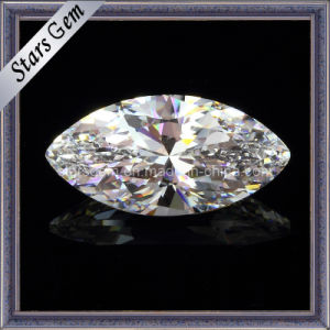 Twinkle White Marquise Shape Blilliant Cut Cubic Zirconia pictures & photos
