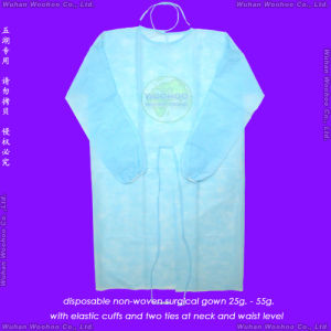 Disposable PP Surgical Gown pictures & photos