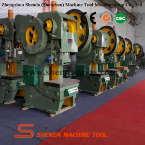 J23 Series 25t Economic Open Back Power Press
