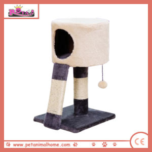 52cm Hot Sale High Simple Cat Condo Tree with House pictures & photos