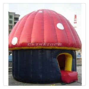High Quality Mushroom Inflatable Moonwalk House From Guangzhou Factory