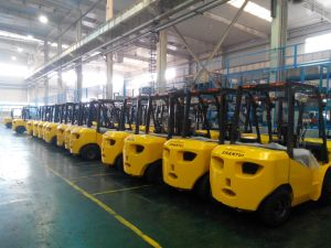 Heli Battery Forklift for Sale pictures & photos