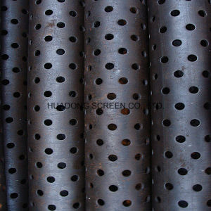 6 Inch Welded Perforated Carbon Steel ASTM Pipe Fittings pictures & photos