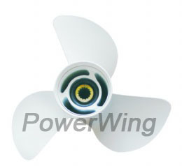 Powerwing Aluminum Marine Boat Outboard Propeller for YAMAHA Engine60-130HP (PWY131417) pictures & photos