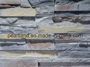 Artificial Culture Stone for Decorative Wall Panel pictures & photos