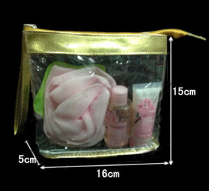Fashion PVC Makeup Travel Gift Toiletry Cosmetic Bag pictures & photos