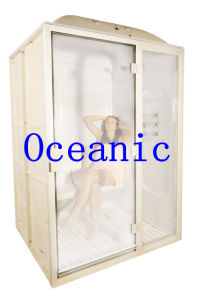 Acrylic Indoor Steam Turkey Hammam for 2 Persons