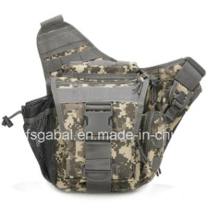 Outdoor Multi-Functional Waterproof Military Tactical Alforja Shoulder Bag pictures & photos