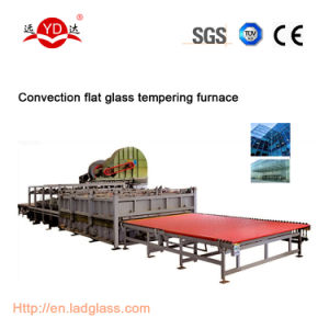 High Quality Energy Saving Convection Soft Low-E Glass Tempering Furnace pictures & photos
