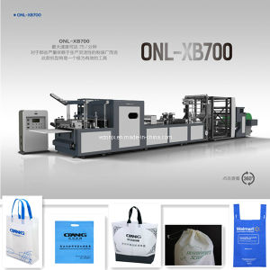 Non Woven Bag Making Machine Price pictures & photos