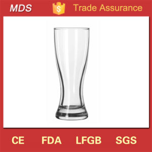 Top Sale Curved Unique Customised Printed Beer Glasses pictures & photos