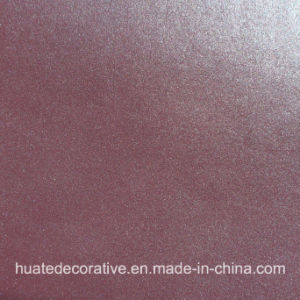 Single Metallic Melamine Paper for Furniture and Laminate Sheet pictures & photos