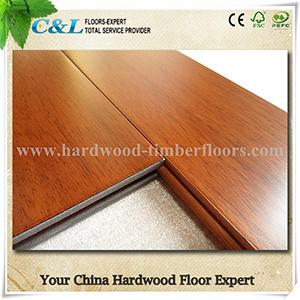 T&G Merbau Wood Flooring