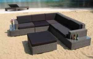Rattan Sofa Set (FH2110)