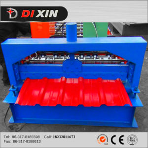 Factory Supplier Trapezoidal Roll Forming Machine pictures & photos