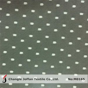 White DOT Tulle Lace Fabric (M0165) pictures & photos