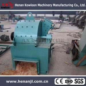 Log Processed Into Sawdust Making Machine