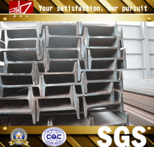 Hot Rolled Steel JIS/GB I Beam pictures & photos