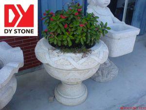 Stone Flower Pot (DYGS005)