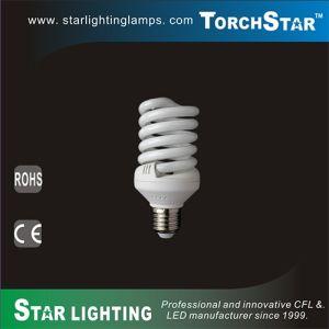 20W T3 Tube Full Spiral E27 Energy Saving Lamp