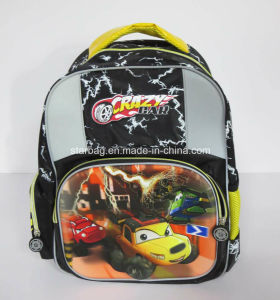 Car School Backpack